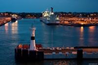trajekt do Rostocku